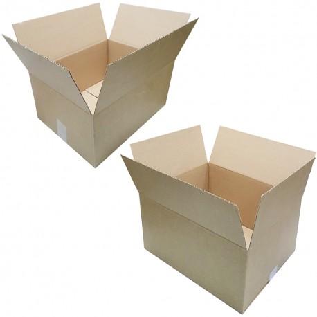 Karton Faltkartons Verpackungen Versandkarton aus Wellpappe (einwellig)